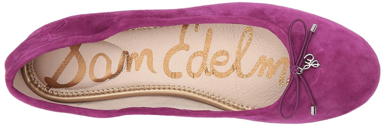 Sam Edelman Women's Felicia Ballet Flat B07BRB5ZNK 10.5 B(M) US Purple Plum