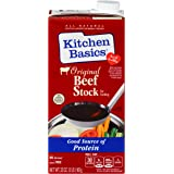 Kitchen Basics Original Beef Stock, 32 oz (Case of 12)