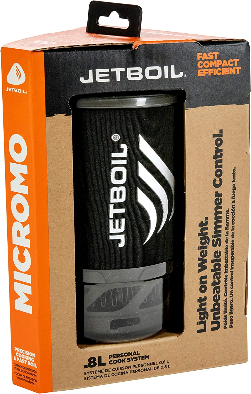 Jetboil Hornillos portátiles Micromo