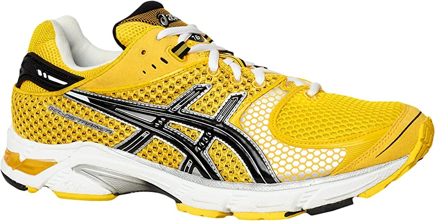Asics Gel DS Trainer 16 – Yellow Black Amarillo Amarillo Talla:42 UE: Amazon.es: Deportes y aire libre