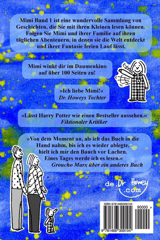 Mimi Band 1, Ein Buch mit Bildergeschichten für kleine Jungen und ...