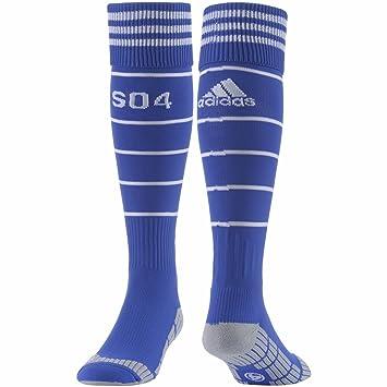 Adidas Calcetines Schalke 04 doméstica, Hombre, Color Azul, tamaño 1 (34-36): Amazon.es: Deportes y aire libre