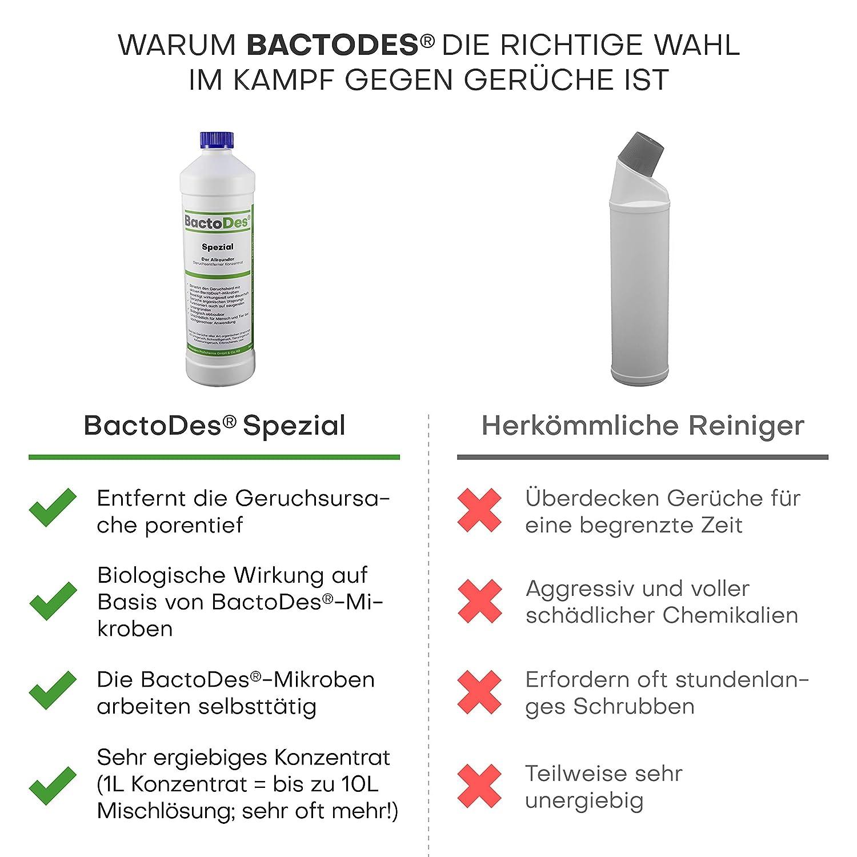 bactodesspezial-1L concentrado=mind 2l solución de uso ...