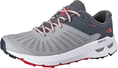 THE NORTH FACE M AMPEZZO, Zapatillas de Running para Hombre, Gris Meld Gris Ébano Gris C69, 45 EU: Amazon.es: Zapatos y complementos