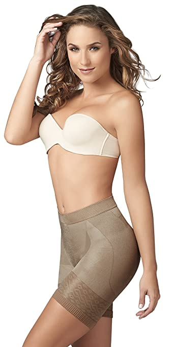 fa03b81e20 Image Unavailable. Image not available for. Color  ShapEager Body Shaper  Panty Butt Lifter Shapewear Faja Moldea Colombia Bodysuit Black