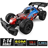 Bezgar 1:14 Large Size High Speed Off Road Kids RC Racing Car
