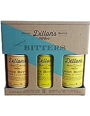 Dillon's 3-Pack Bitters - Citrus (Orange, Lime, Lemon)