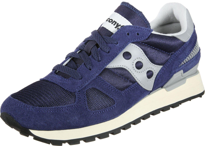Saucony Zapatos Hombres Zapatillas Bajas S70424-2 Jazz Original Vintage 40|Azul