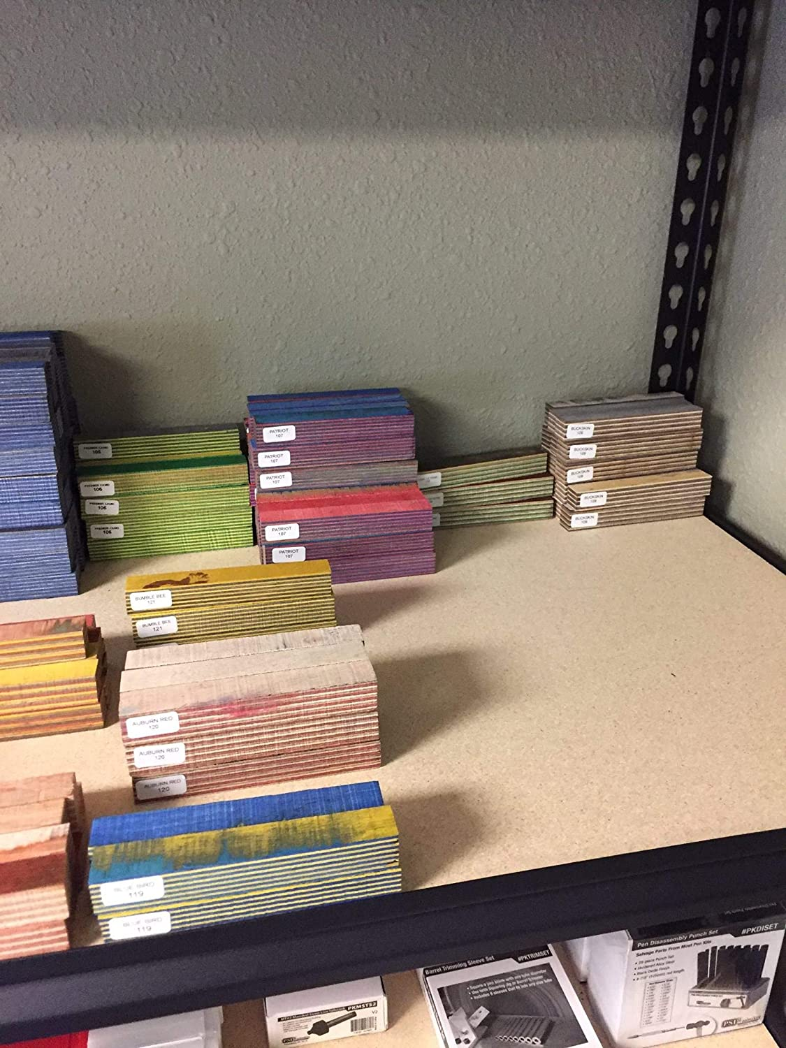 Spectraply 22 pc Assorted Pen Blanks