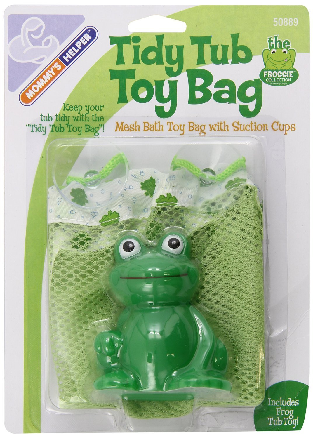 Amazon.com : Mommys Helper Tidy Tub Toy Bag : Bathtub Toy Bags : Baby