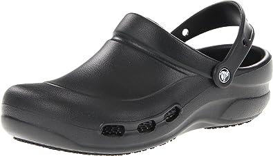 Crocs Bistro Vent Clog, Sabots mixte adulte - Noir (black 001), 50