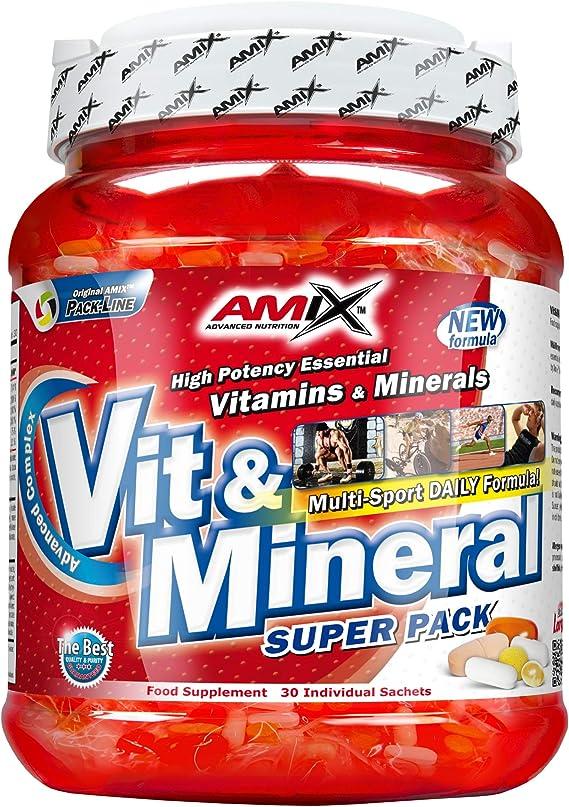VIT. + MINERAL SUPER PACK 30 BOLSAS