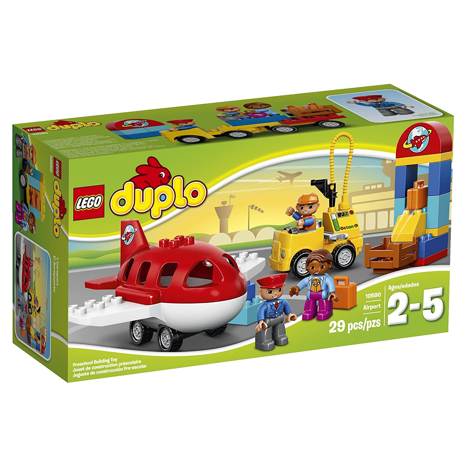LEGO DUPLO Town Airport 6101284