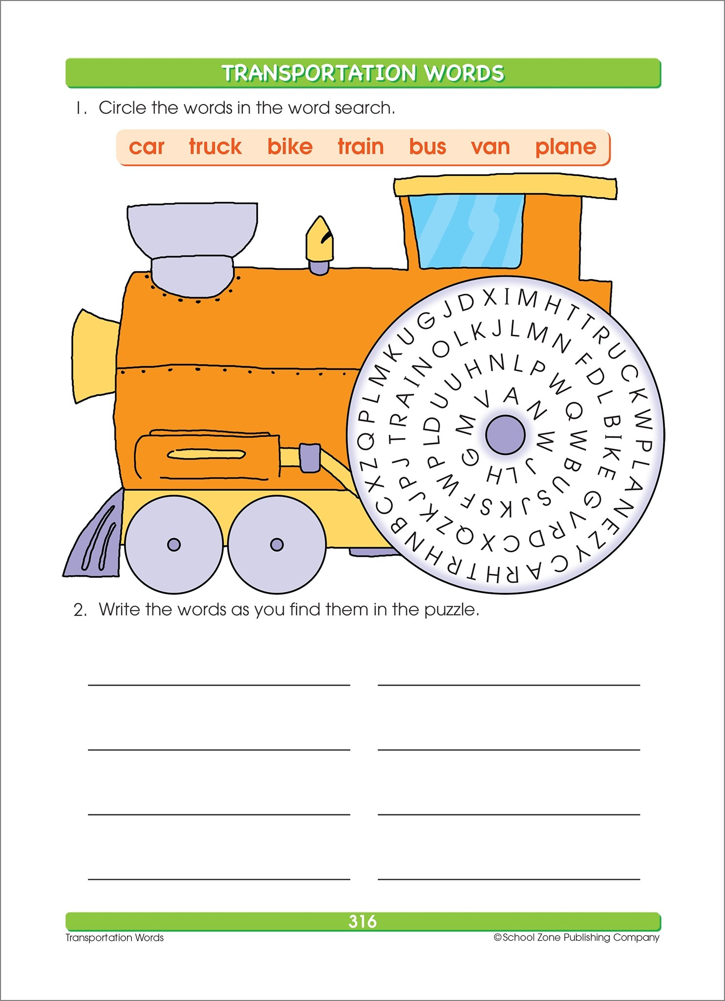 School Zone - BIG Spelling Grades 1-3 Workbook - Ages 6 to 9, Letter  Sounds, Consonants, and Puzzles (Big Get Ready Workbook): School Zone  Staff: ...