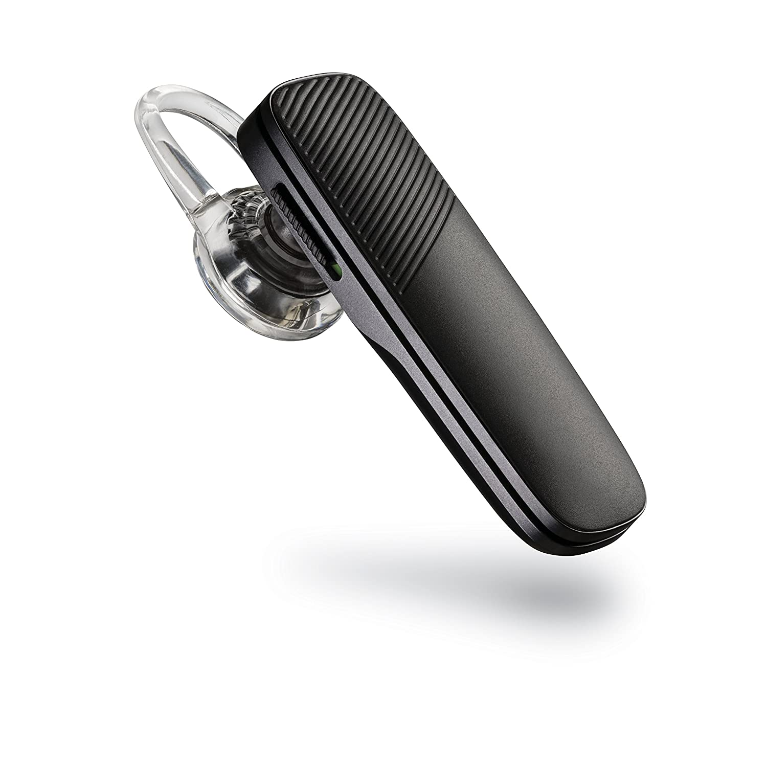 Plantronics Explorer 500 - Auriculares monoaural (Bluetooth, HD, DeepSleep), color negro