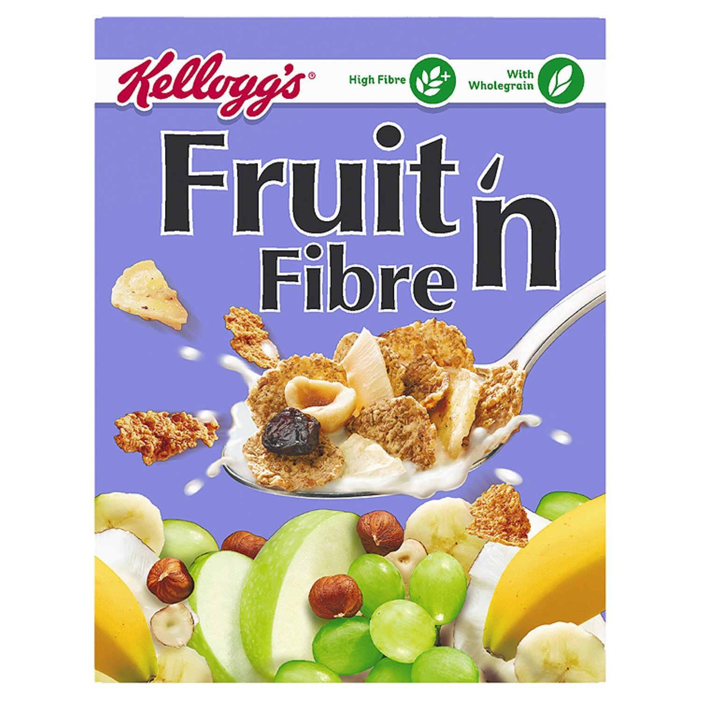 Kellogg'S 1 Fruit And Fibre, 375G