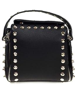 f40aa3b8ede7 Zara Women's Studded crossbody bag 6326/304: Amazon.co.uk: Clothing