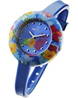 OPS Watch TROPICAL Female Only Time Blue - OPSPW-211