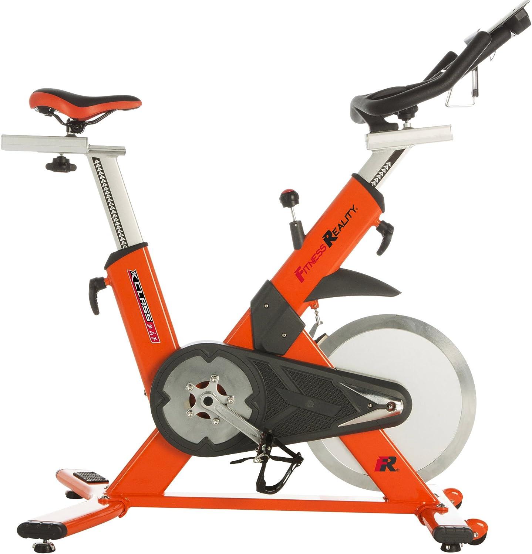Fitness Realidad X-Class 710 Interior Entrenamiento Ciclo Ejercicio Bicicleta con Pedales de híbrida: Amazon.es: Deportes y aire libre