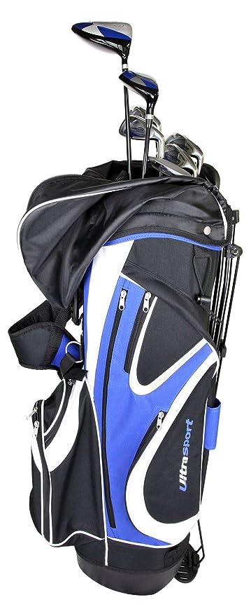 Kit de Inicio de Golf de Ultrasport ¡V 7 palos, incluye ...