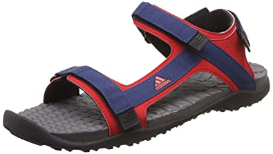 d7666ce17 Adidas Men s Ravish M Mysblu Scarle Cblack Visg Sandals-12 UK India ...