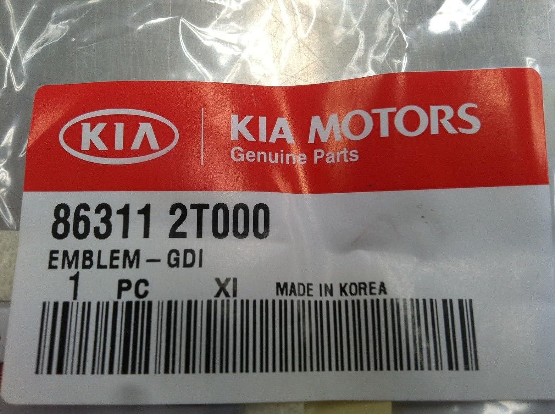 Kia Genuine 86311-2T000 Emblem