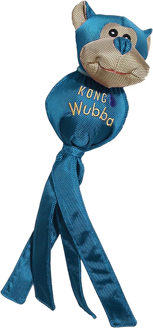 KONG - Wubba Friends Ballistic - Mordedor elástico de Nailon ...