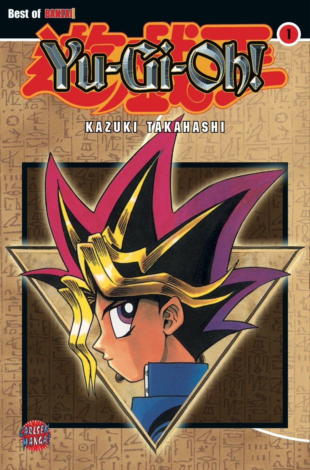 Yu-Gi-Oh!, Band 1