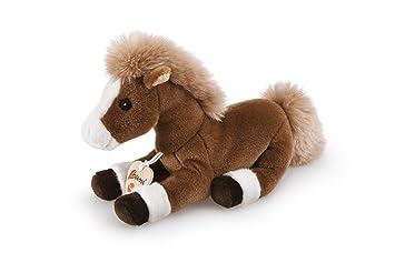 "Trudi Palomino Horse Plush Toy, 10"""