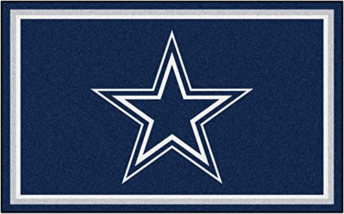 Fanmats Dallas Cowboys 4×6 Rug