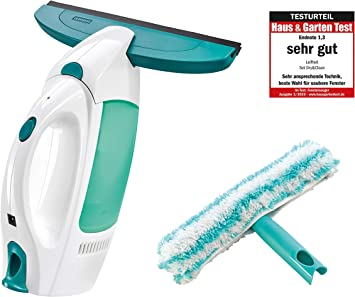 Leifheit Dry&Clean Aspirador Limpiacristales, Limpiador, Compuesto ...