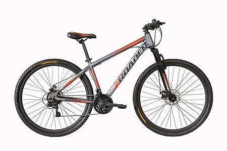 Hercules Roadeo Fugitive 29T 21 Speed Premium Geared Cycle(Matt Grey)