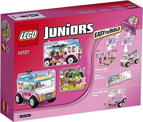 LEGO Juniors - Camión de Helados de Emma (6135850): Amazon.es ...