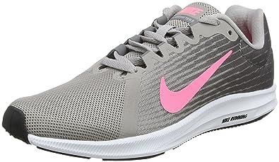 info for 683d6 5cde0 Nike Downshifter 8, Chaussures de Running Femme, Gris (Gunsmoke Sunset  Pulse-