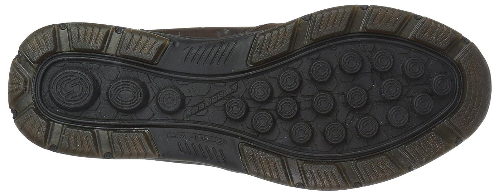 Skechers Men's Garton Keven Ankle Bootie 8 M US - 3