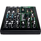 Mackie ProFXv3 Series, 6-Channel Professional Effects Mixer with USB, Onyx Mic Preamps and GigFX effects engine - Unpowered (