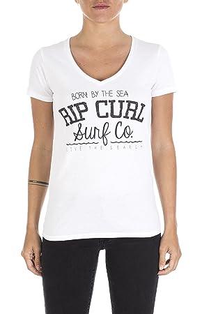 Rip Curl Girls Anouk Tee, Girls, T-Shirt Anouk Tee, optical white