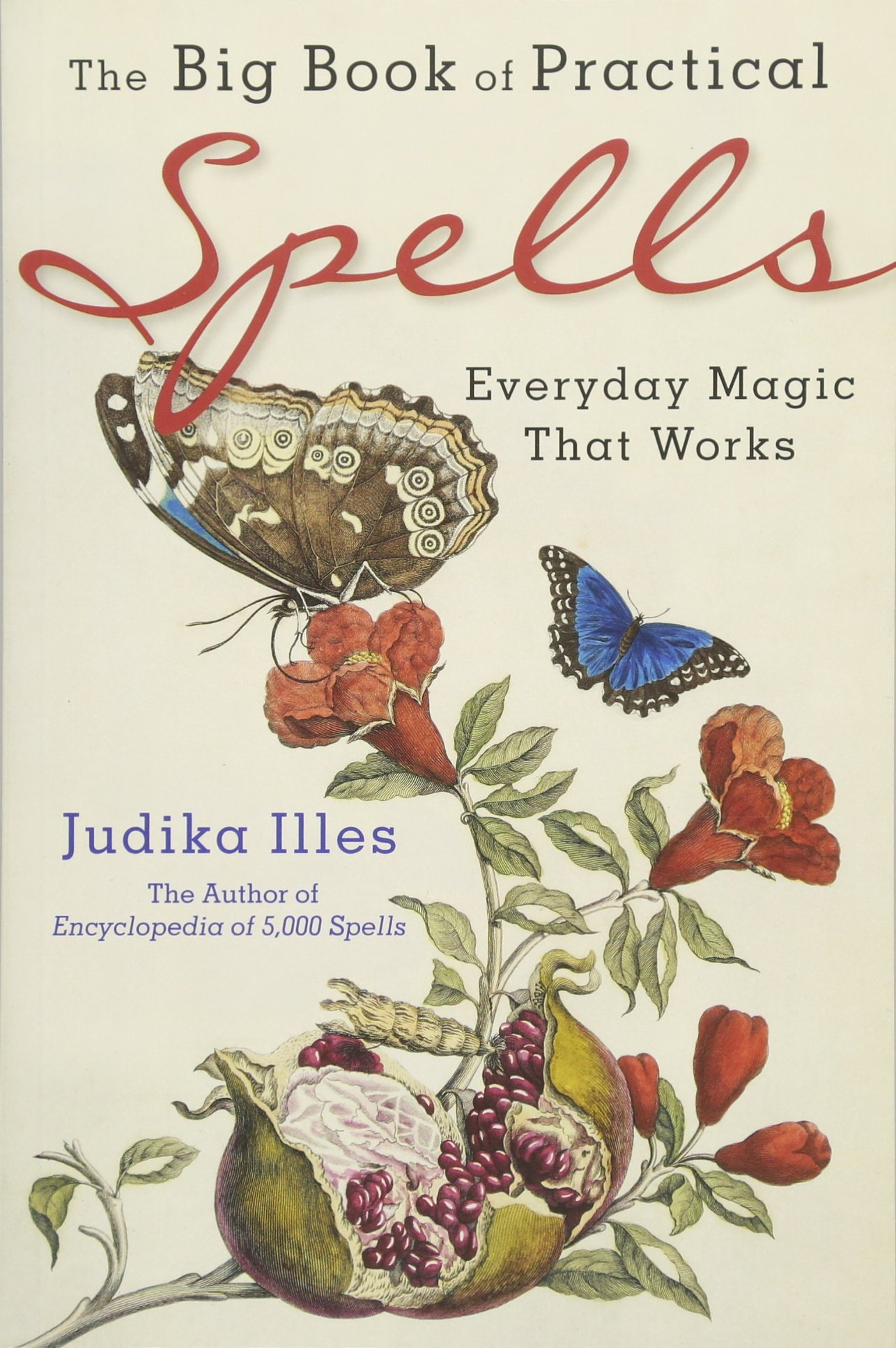 The big book of practical spells everyday magic that works judika the big book of practical spells everyday magic that works judika illes 9781578635979 amazon books fandeluxe Image collections