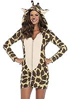 Leg Avenue Women's Cozy Giraffe