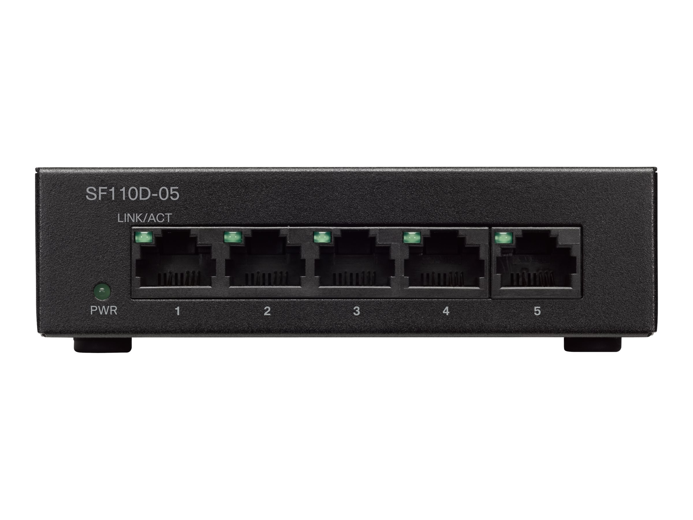CISCO SYSTEMS CI10015 5 Port Ethernet Switch (SF110D05NA) by Cisco Systems