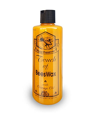 Amazon  Touch of Beeswax Wood Furniture Polish and