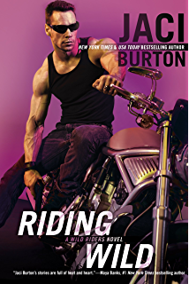 Riding Wild (The Wild Riders Series Book 1)