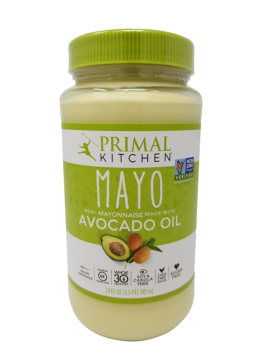 Image of Primal Kitchen mayo with avocado oil