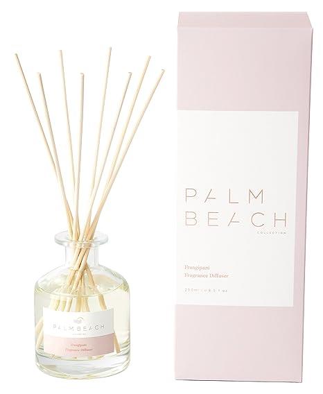 Palm Beach Home Frangipani Diffuser, Essential Oil, 15 x 10 x 20 cm ...