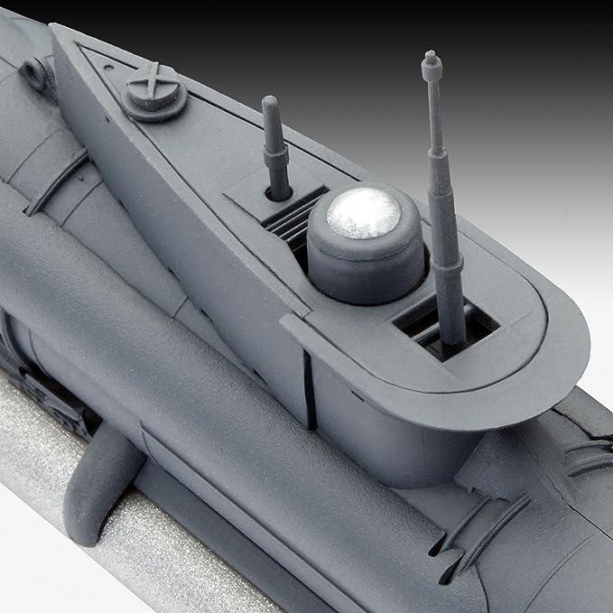 Revell Submarino Alemán Tipo XXVIIB Seehund: Amazon.es: Juguetes y juegos