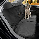 Kurgo Pet Car Seat Cover - Stain Resistant - Waterproof - Universal Fit