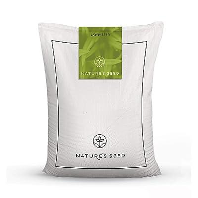 Nature's Seed Northeast Grass Seeds Blend, 2000 sq. ft. : Garden & Outdoor
