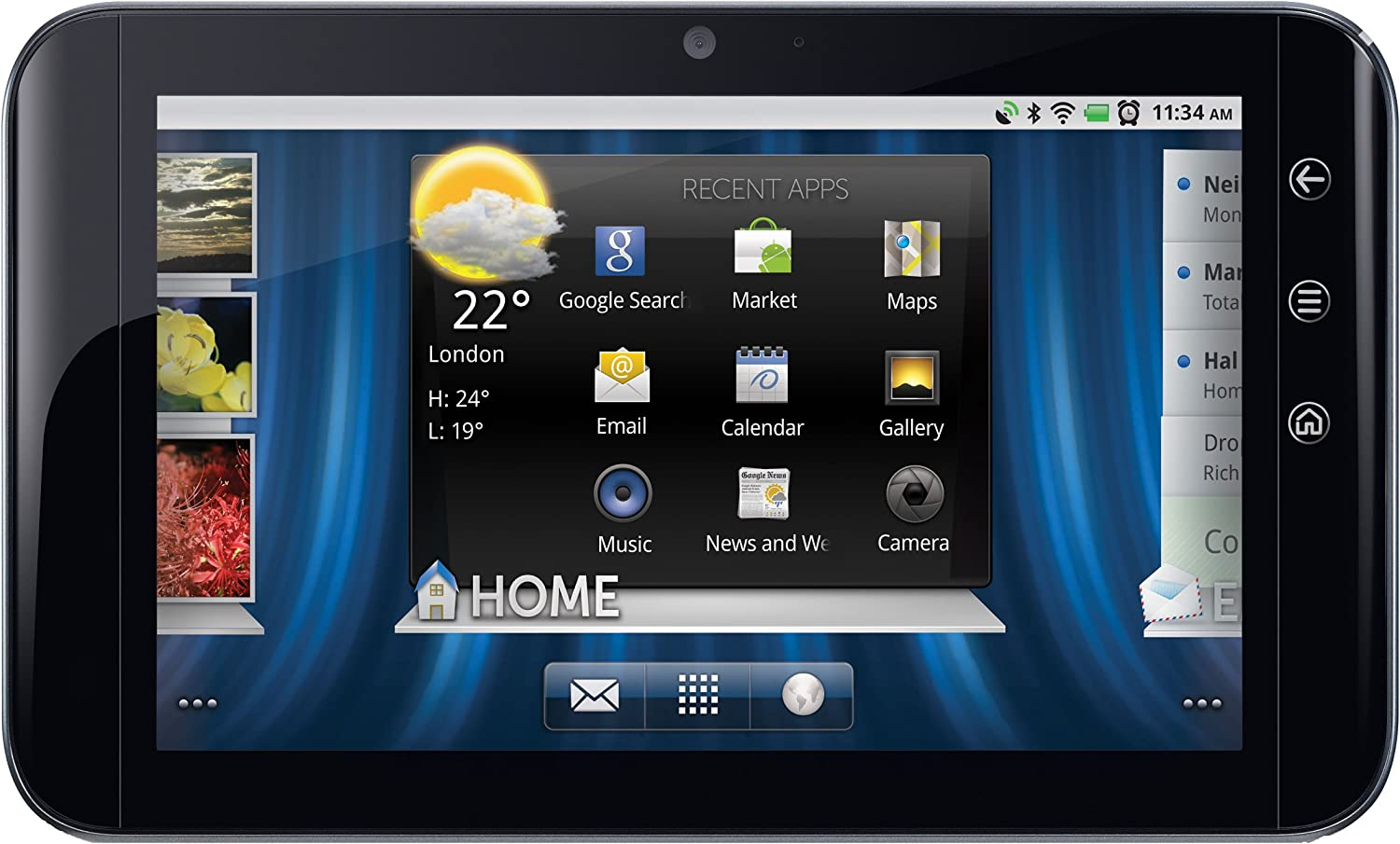 Dell Streak 7 4G Android Tablet (T-Mobile)