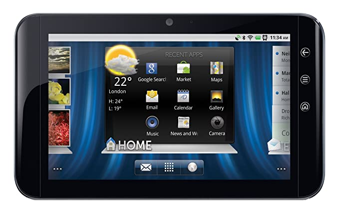 Amazon.com: Dell Streak 7 4G Android Tablet (T-Mobile): Cell Phones