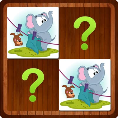 Kids Animal Matching Puzzle: Appstore for Android